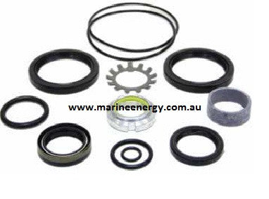 Lower Unit Gasket Set for Volvo Penta Drives DP-C1, DP-D1