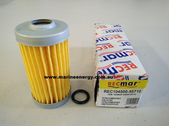 Yanmar Fuel Filter 104500-55710 Replacement Part REC 104500-55710