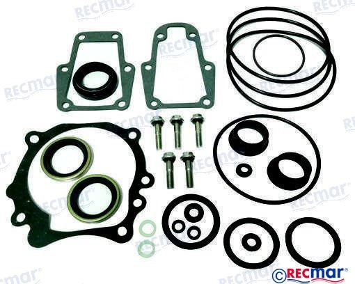 Volvo penta 439967 Gearcase Seal Kit Replacement