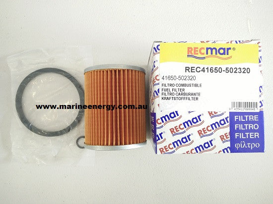 Yanmar Fuel Filter 41650-502320 Replacement REC 41650-502320