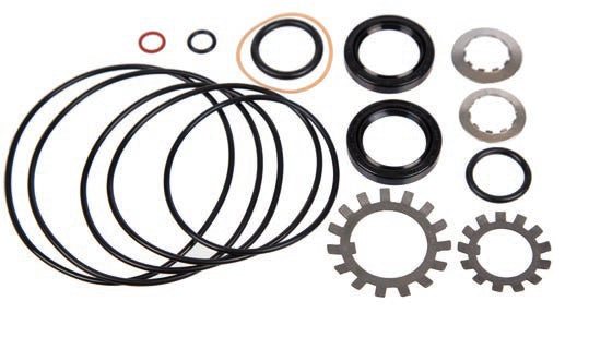VOLVO 876268 200-290A LOWER UNIT SEAL KIT REPLACEMENT