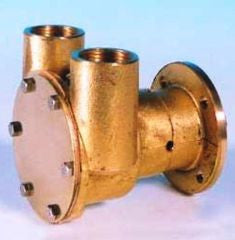 Ancor Seawater Pump Replaces Johnson F5B-9, 10-24119-2, Jabsco 3270-200
