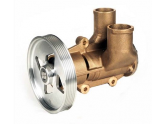 Volvo Penta D6 Seawater Pump (new style) Replaces Volvo Penta 21419376