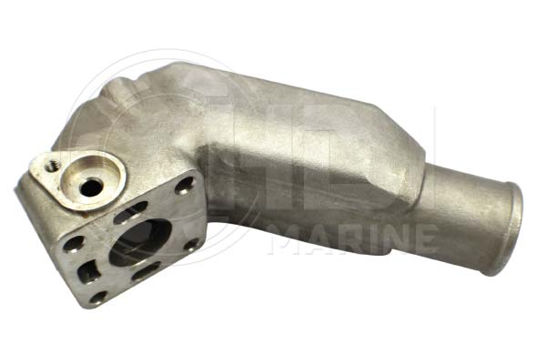 Volvo Penta 840690 Stainless Steel Exhaust Elbow Replacement-HDI-VP