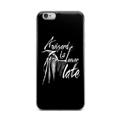 A Wizard Is Never Late | IPhone Case