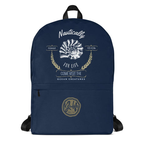 Ammonoid | Nautically Series | Backpack