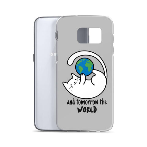 Cats Conquered The World | Samsung Case