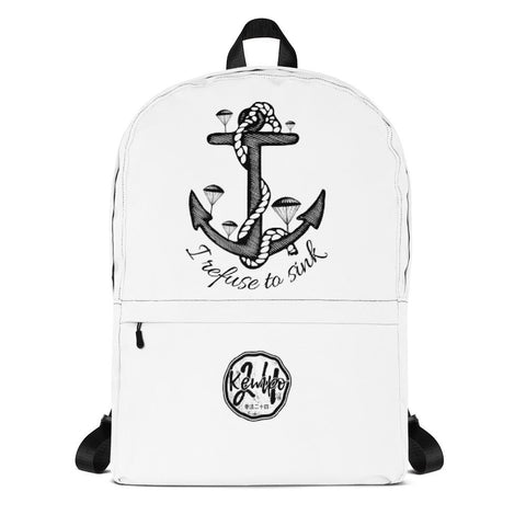 I Refuse To Sink | Backpack