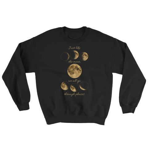 Just Like The Moon | Sweatshirt