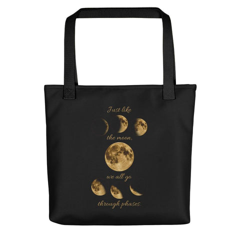 Just Like The Moon | Tote Bag