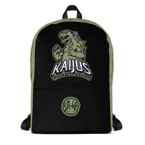 Kaiju | Superior League Series | Backpack