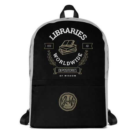 Libraries Worldwide | Backpack
