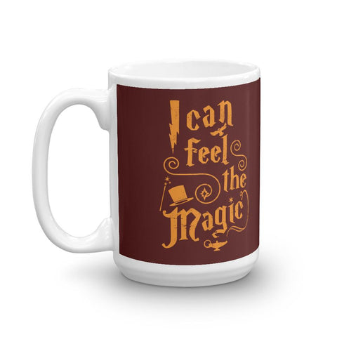 Magical | Mug -  - Kempo24 giftidea you can buy in our online shop. We sell unisex man tshirts, women tee, teapots, trendy women tops and other homegoods, accessoires and fashion that is unique, funky, beautiful, unusual, cool or however you want to call it. Find the perfect gift for him or her or yourself.