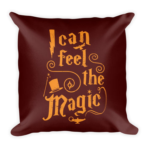 Magical | Square Pillow