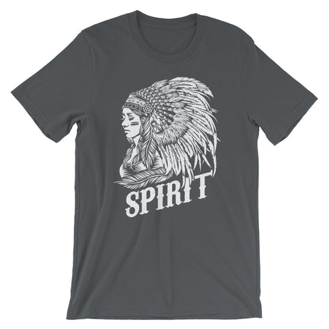 Spirit | Short Sleeve Unisex T-Shirt