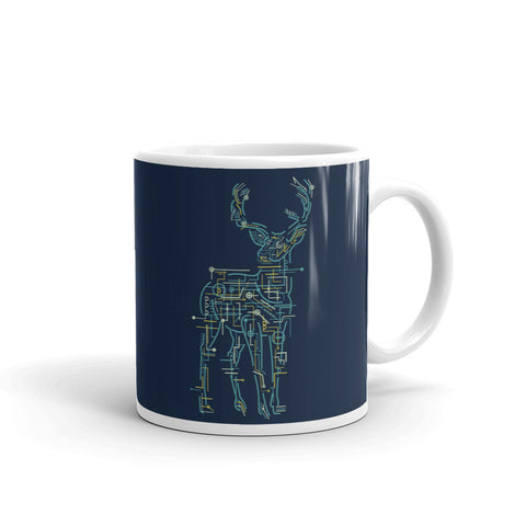 Electrical Deer | Mug