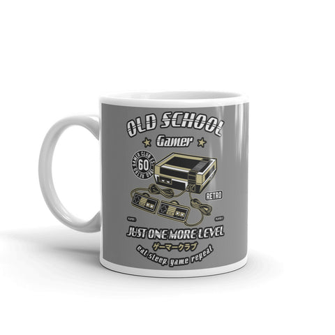 Old School Gamer | Mug