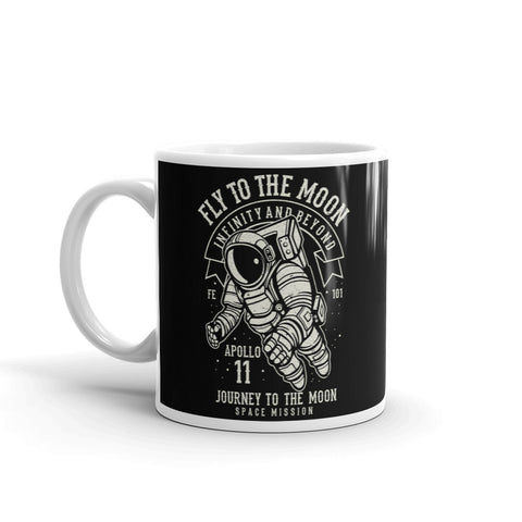 Fly to the Moon | Mug