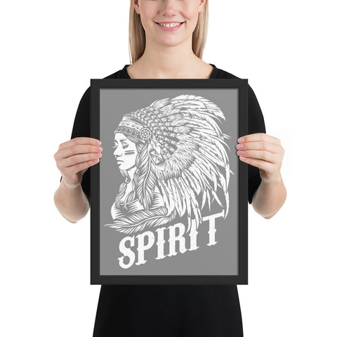 Spirit | Framed Poster
