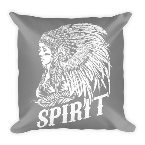 Spirit | Square Pillow