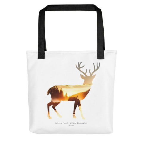 National Autumn Forest | Tote bag -  - Kempo24 giftidea you can buy in our online shop. We sell unisex man tshirts, women tee, teapots, trendy women tops and other homegoods, accessoires and fashion that is unique, funky, beautiful, unusual, cool or however you want to call it. Find the perfect gift for him or her or yourself.