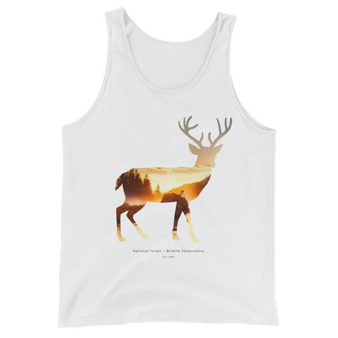 National Autumn Forest | Unisex Tank Top