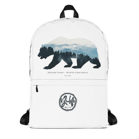 National Forest | Backpack