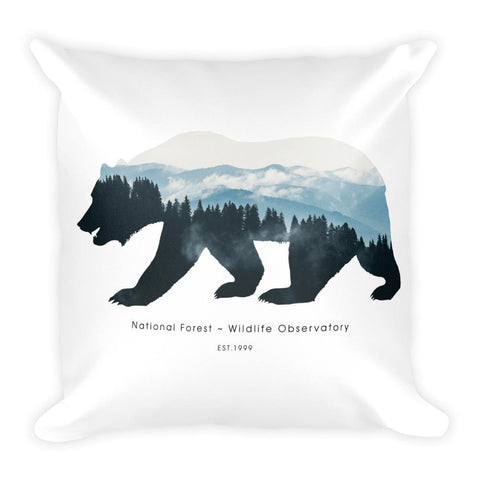 National Forest | Square Pillow