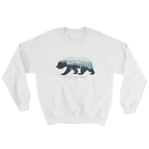 National Forest | Sweatshirt -  - Kempo24 giftidea you can buy in our online shop. We sell unisex man tshirts, women tee, teapots, trendy women tops and other homegoods, accessoires and fashion that is unique, funky, beautiful, unusual, cool or however you want to call it. Find the perfect gift for him or her or yourself.