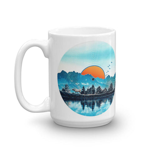Sunrise LP | Mug