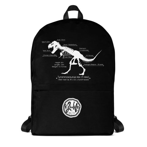 T-rex Facts | Backpack