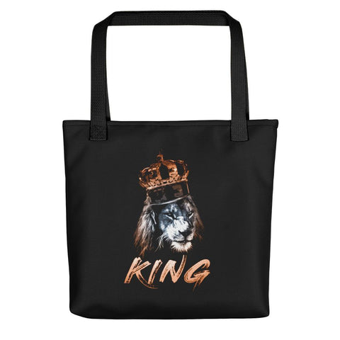 The King | Tote Bag