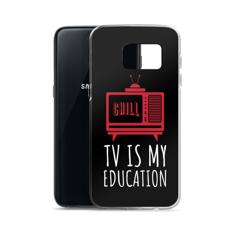 TV Is My Education | Samsung Case