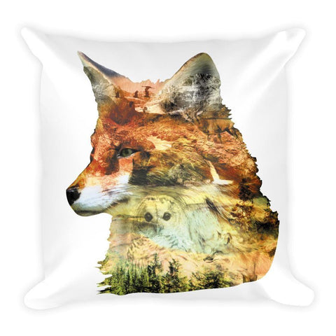 Wildwood | Square Pillow