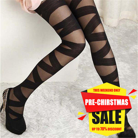 New Super Elastic Tights