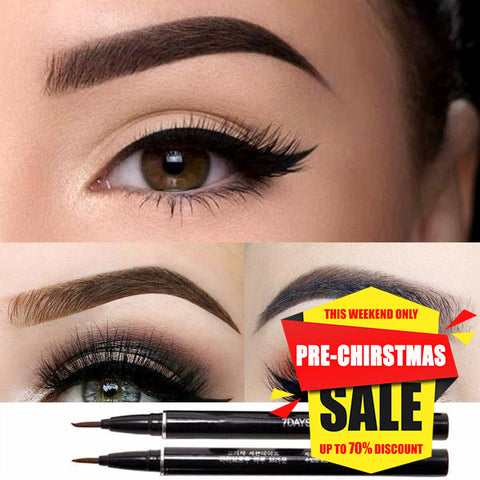 Waterproof Brown Eyebrow Tattoo Pen