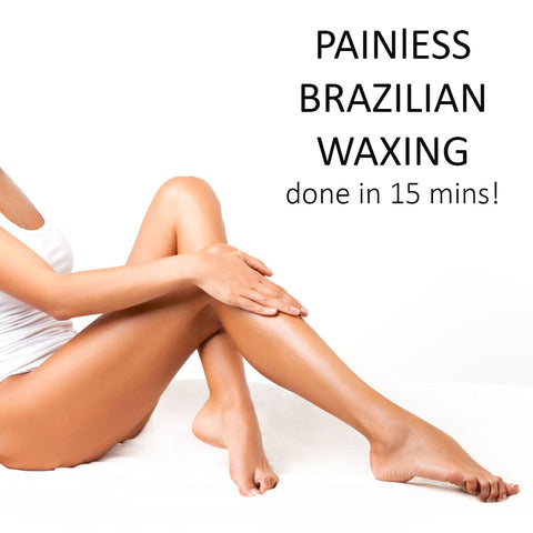 100g Painless Brazilian Hair Removal Wax Beans