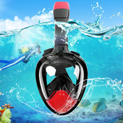 PREMIUM SNORKEL MASK WITH GOPRO MOUNT
