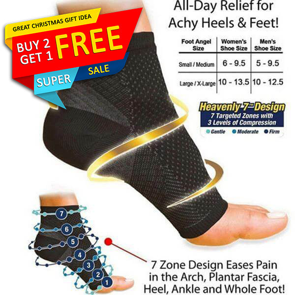 Recovering Anti-Fatigue Socks (Pay 2 = Get 3 pairs)