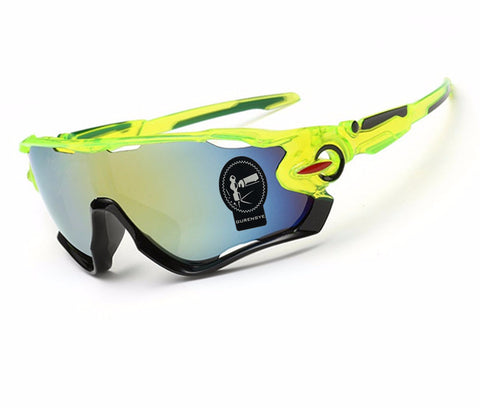 Polarized UV400 Cycling Windproof Glasses