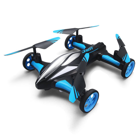 Quadcopter with Wheels