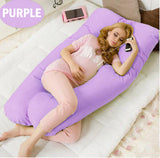 Pregnancy U Shaped Body Pillow