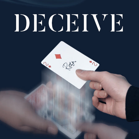 """Deceive"" Classic Card Magic Tricks"