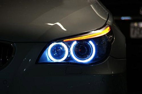 Angel Eyes Car-LED  RGB APP Control