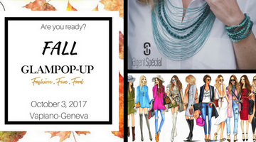 Fall Glam Pop Up @ Vapiano GENEVE - Mardi 3 Octobre 2017