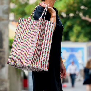 Shopper / Beach Bag XL - Pop - AgentSpécial