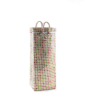 Umbrella Stand or laundry basket Tube S - Cherry 25H