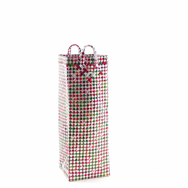 Umbrella Stand or laundry basket Tube S - Cranberry 25H