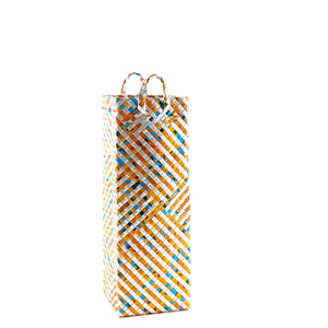 Umbrella Stand or laundry basket Tube S - Curacao Stripes