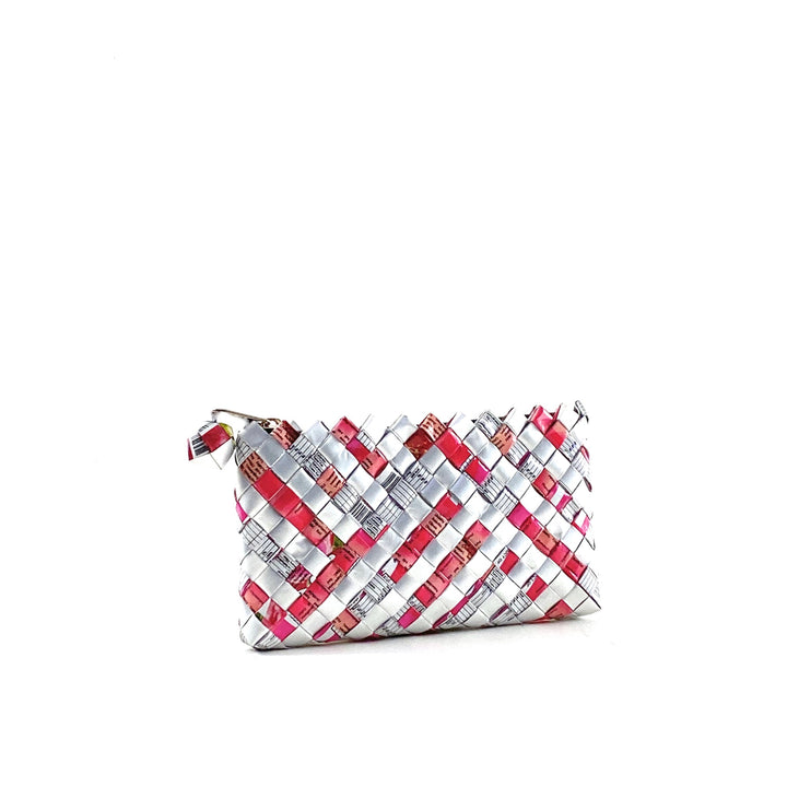 Wallet or Mask Pouch - Stripes 02